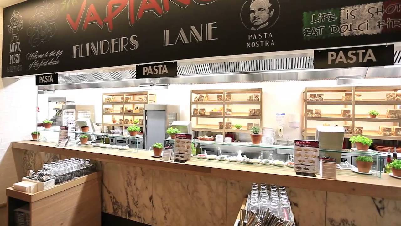 Vapiano Melbourne - YouTube