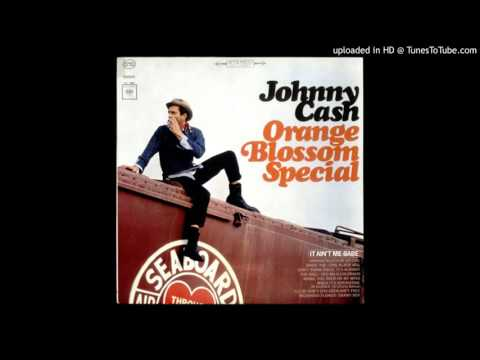 Johnny Cash - Mama, You've Been On My Mind - Alternate Version w/ Horns - 1965