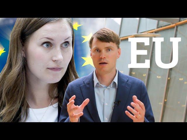 EU ei saa lähteä väärälle tielle | Heikin viikkoterveiset eduskunnasta