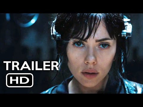 Thumbnail: Ghost in the Shell Official Trailer #1 (2017) Scarlett Johansson Action Movie HD