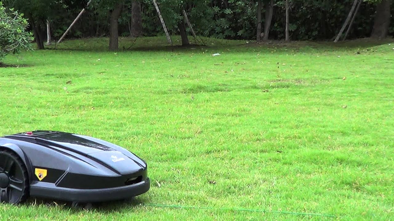 Xiamen Fast Cleaner Robot Lawn Mower S520 Youtube
