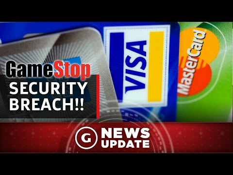 GameStop Confirms Possible Credit Card Breach - GS News Update