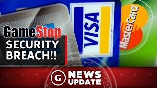 Gamestop Confirms Possible Credit Card Breach   Gs News Update