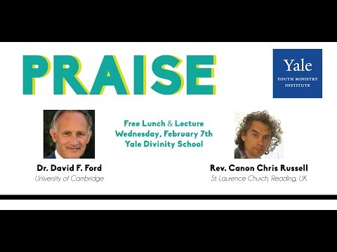 Dr. David Ford & Rev. Canon Chris Russell on Praise (Livestream)