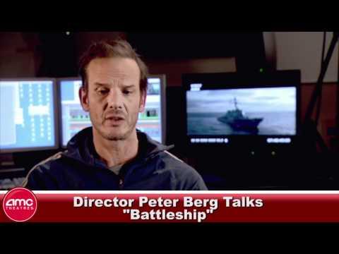 Director Peter Berg Talks Battleship
