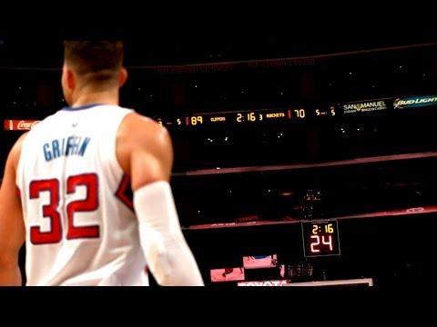 NBA Conference Semifinals - 2015 mix
