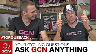 Martyn Ashton Special Episode | Ask GCN Anything Cycling