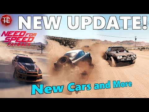 Need For Speed Payback: NEW UPDATE + NEW CARS! Eddie's Skyline! And FULL DETAILS!
