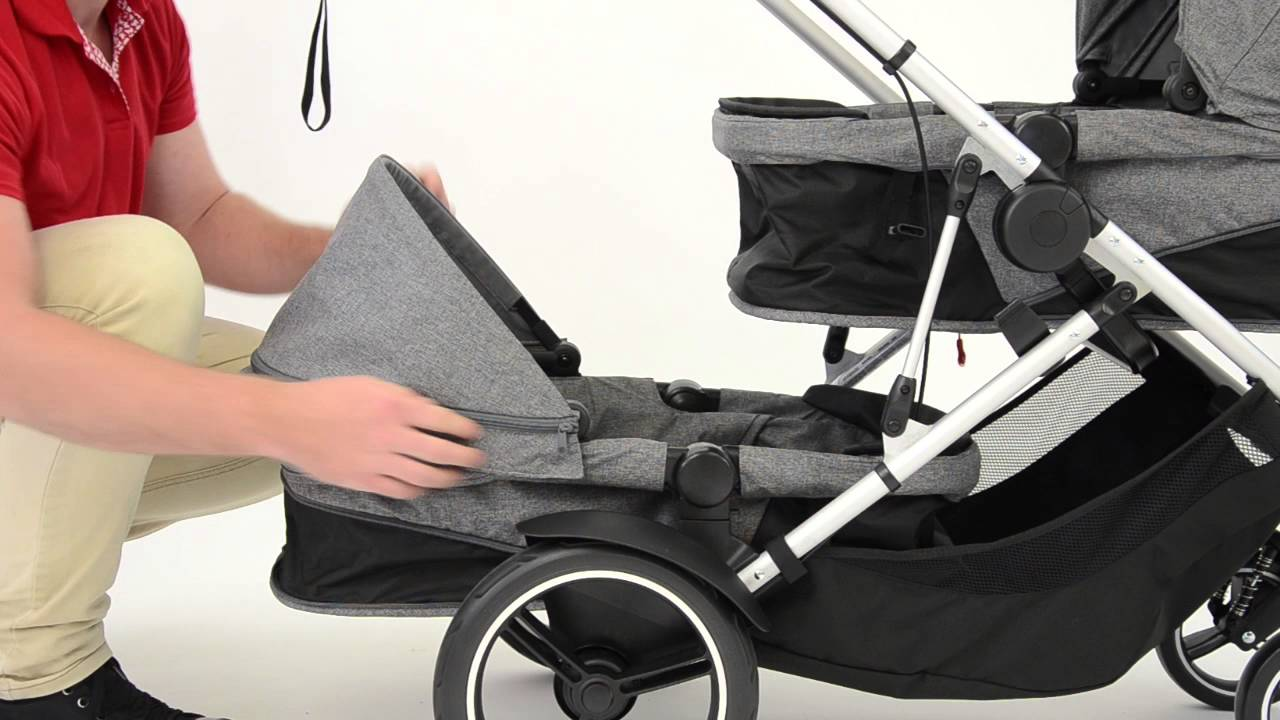Voyager Single To Double Stroller Instructional Video Philteds