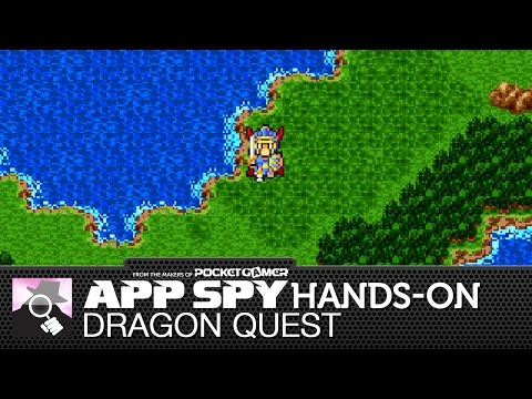 Dragon Quest | iOS iPhone / iPad Hands-On - AppSpy.com