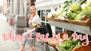 What I Eat in a Day  |  A Relaxed Sunday At Home