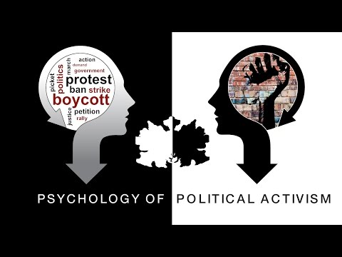 Psychology of Political Activism