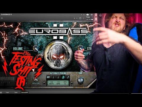 EUROBASS - We can finally ditch the bass player...
