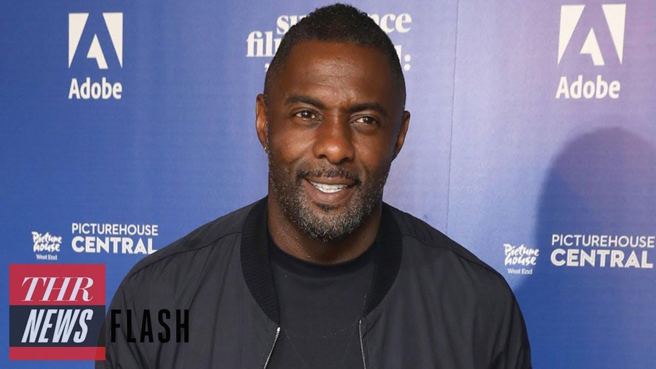 Idris Elba Joins Movie Adaptation of 'Cats' Musical | THR News Flash