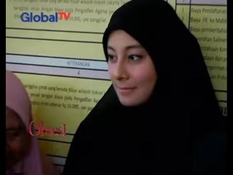 Tidak Mau Dipoligami, Istri Ustad Ahmad Al Habsyi Pilih Cerai - Obsesi 09/03