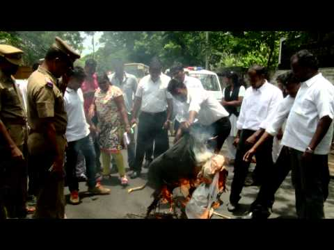 20 Tamils Killed by Andhra Police – Law College Students Protest – RedPix24x7