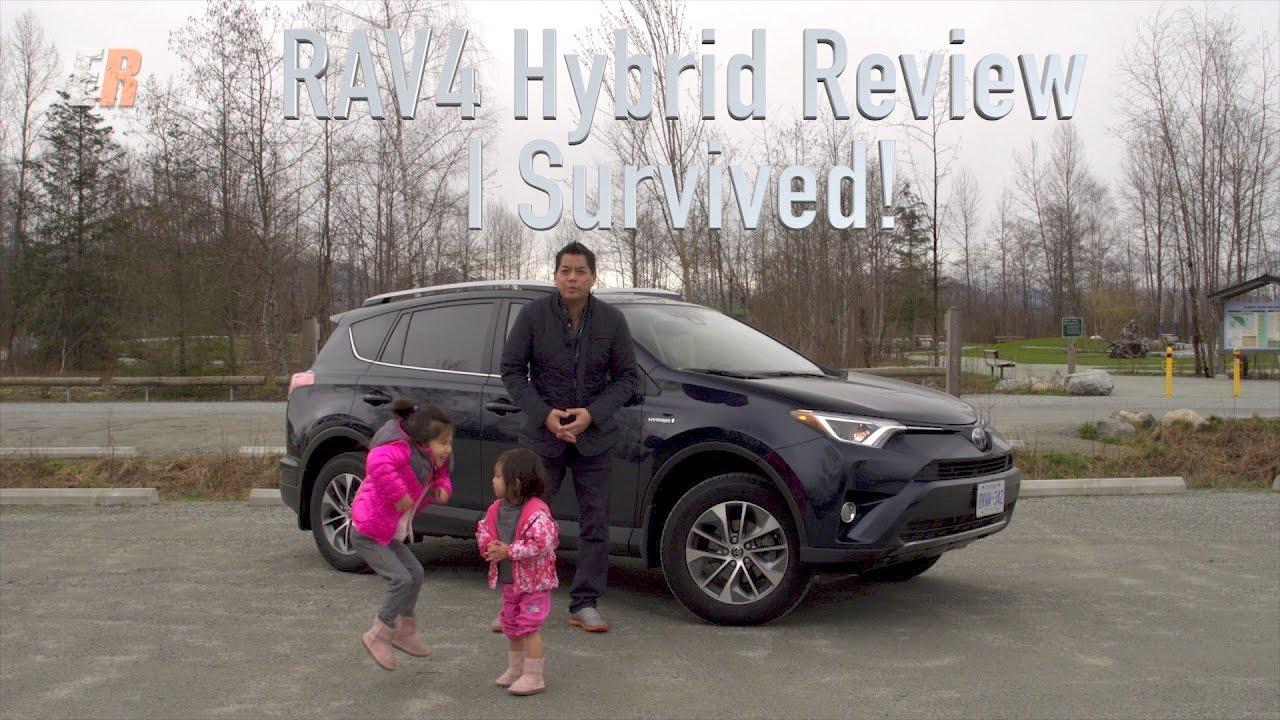 2017 Toyota Rav4 Hybrid Review The Hardest I Ve Ever Done