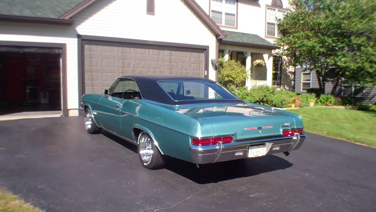 Chevy Impala Super Sport 1966 Chevrolet