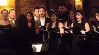 Vocal Inventions Ensemble - Offertoire (Requiem By Gabriel Faure) (14-4-2014)