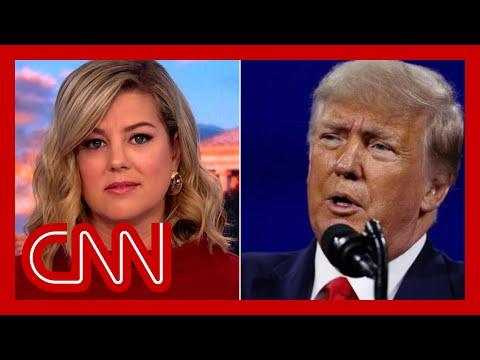 Keilar: Police admit Trump's 'tear gas' lie didn't pass the smell test
