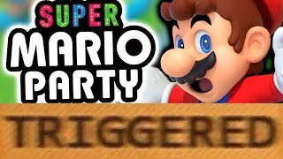 How Super Mario Party TRIGGERS You!