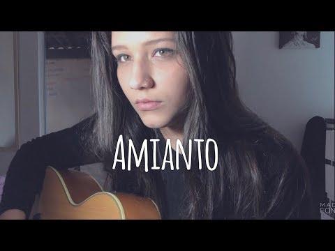 Amianto - Supercombo  Beatriz Marques cover