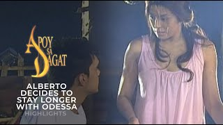 Alberto decides to stay longer with Odessa | Apoy Sa Dagat Highlights | iWant Free Series