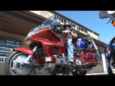 American Legion Legacy Scholarship Ride