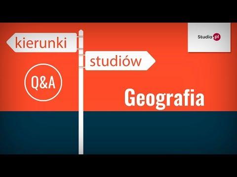 Kierunek Geografia - Program Studiów, Praca, Zarobki.