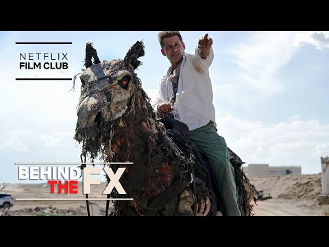 Behind the FX of Army of the Dead's Zombie Horse | Netflix