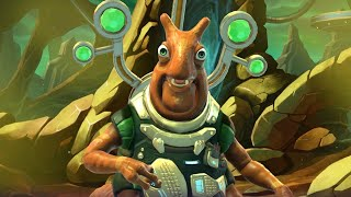 A First Look at Star Control: Origins
