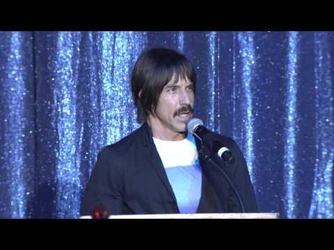 Spring Sing 2015 - GIG Presentation: Anthony Kiedis