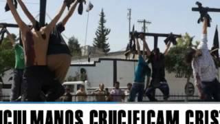 Crucificação de Cristãos e Outras Noticias