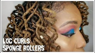 Download LOC CURLS: Sponge Rollers Mp3 and Videos