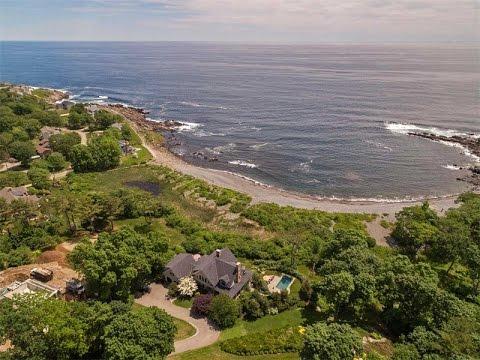 Pint Cove Oceanfront Residence in Cape Neddick, Maine
