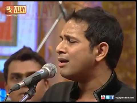 Karthik sings bantureethi kolu