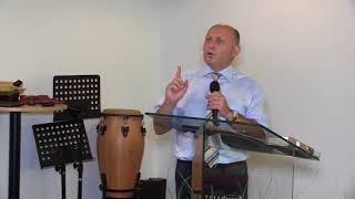 Пастор Владимир Фрик Проповедь 2018.09.09 Тема: Как влияет духовный мир на мою жизнь ???