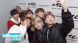BTS Named Most Tweeted-About Artist of 2017 | Billboard News