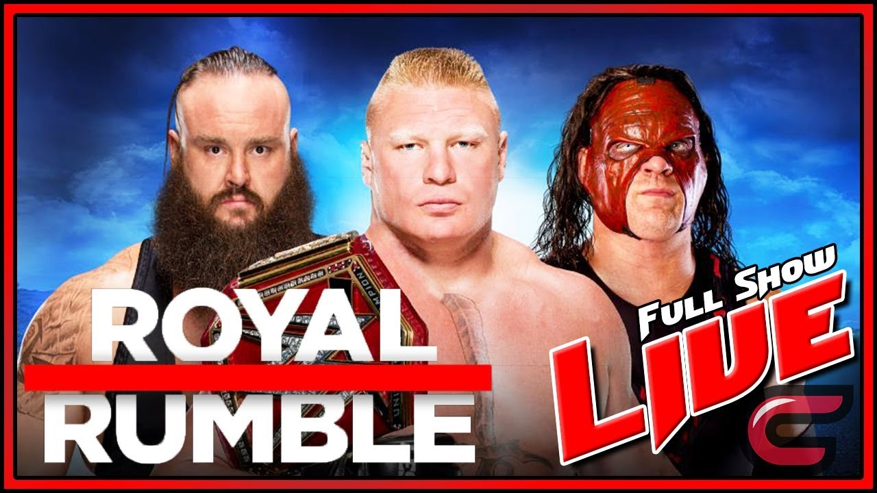 Royal Rumble Live
