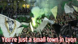 You're just a small town in Lyon (St Etienne - Manchester United)