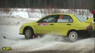 "Rally ""Lahdenpohja 2012"" Team ASport-ASRT"