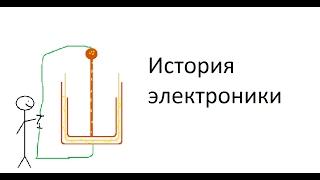 История развития электроники