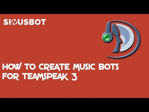 How to Create Music Bots for Teamspeak 3