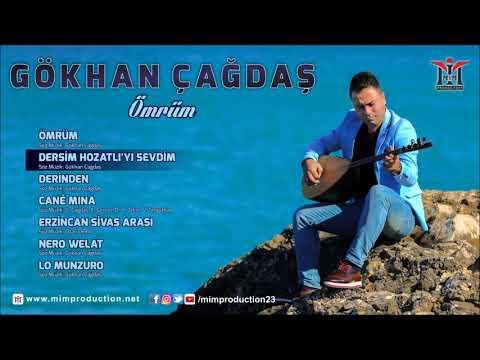 Gökhan Çağdaş - Dersim Hozatlı Sevdim [Official Audio © 2018 Mim Production]