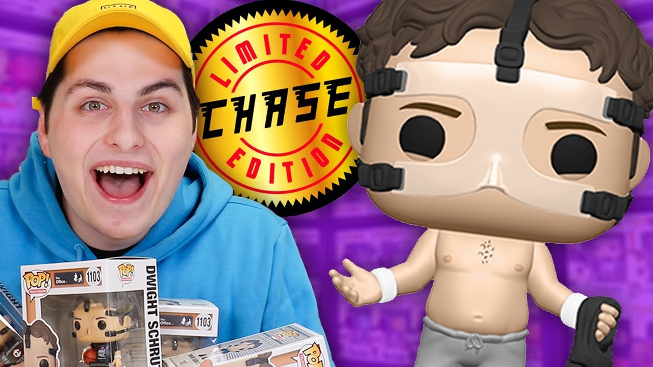 Chalice Collectibles Funko Pop Chase Roulette!