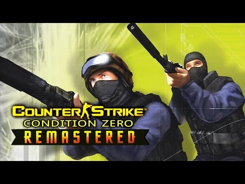 CS Condition Zero : Remastered [CS: Source V34/90+]