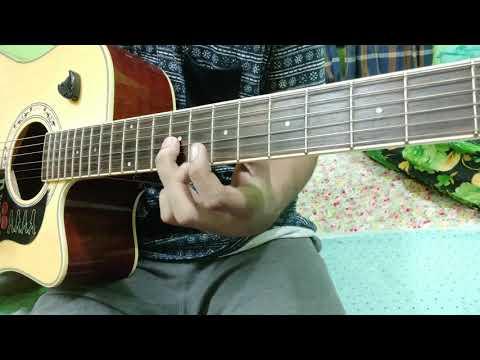 Nesha - Arman Alif Full Song Guitar Tutorial With Guitar Lead/Solo