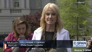 Kellyanne Conway: 'We're Accepting Apologies Today'