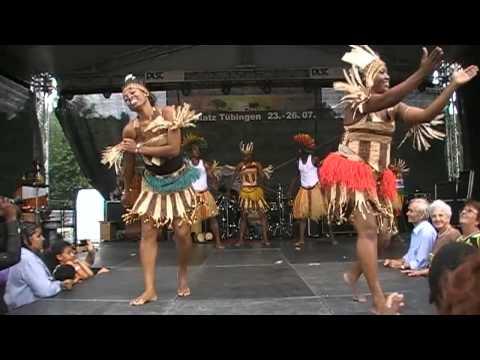 Ballet National Cameroun - Afrikafestival Tübingen 2015 - Region du Centre