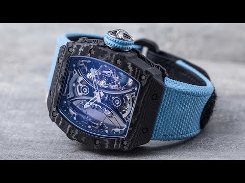 SIHH 2018: In Conversation with Richard Mille
